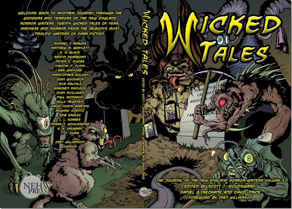 Wicked Tales Cover